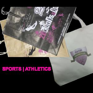 Τσαντες με τυπωμα για Σπορ & Αθλητικα ειδη